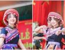 Nữ sinh Thái Nguyên bất ngờ nổi tiếng sau màn biểu diễn trong lễ khai giảng