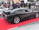 Chiêm ngưỡng chiếc Bugatti EB110 SS duy nhất trên thế giới toàn thân bằng sợi carbon