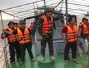 Vụ chìm tàu cá khiến nhiều người mất tích: Huy động 5 tàu lớn tiếp tục tìm kiếm