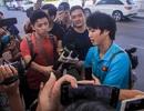 Đội tuyển Việt Nam về nước, Tuấn Anh bị vây kín tại sân bay Nội Bài
