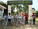 Bộ đội Biên phòng Đồng Tháp tặng xe đạp và học bổng cho học sinh nghèo