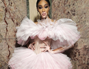 Siêu mẫu bạch biến Winnie Harlow nổi bật tại tuần lễ thời trang New York