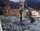 Vụ cháy công ty Rạng Đông: Binh chủng Hóa học sắp vào tẩy độc