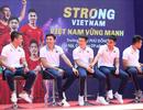 Quang Hải, Văn Hậu giao lưu với người hâm mộ trong chương trình Strong Vietnam