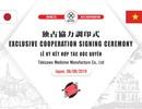 BEHE Việt Nam và Imex ký kết hợp tác độc quyền với tập đoàn Takizawa