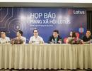 Mạng xã hội Lotus có tham vọng thay thế Facebook?