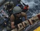 Khoảnh khắc ấn tượng trong cuộc diễn tập hàng hải Mỹ - ASEAN đầu tiên