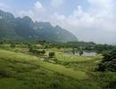 Dự án sân golf 36 lỗ bỏ hoang 10 năm ở Hòa Bình