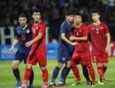 Đội tuyển Việt Nam tụt 2 bậc sau trận hòa trước Thái Lan