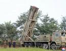 Triều Tiên tuyên bố thử hệ thống phóng đa tên lửa siêu lớn