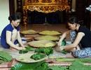 Tận mắt xem quy trình làm cốm ở làng nghề nổi tiếng nhất Hà Nội