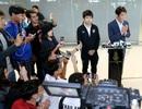 Đội tuyển Thái Lan được chào đón như người hùng ngày trở về