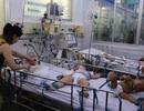 Đầu năm học mới, số trẻ mắc bệnh tay chân miệng tăng vọt