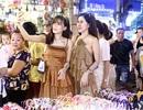 Đi chơi chợ đêm Rằm Trung thu
