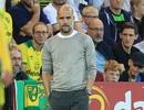 Pep Guardiola nói gì sau trận thua sốc của Man City?