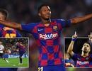 Barcelona 5-2 Valencia: Cú đúp của Luis Suarez