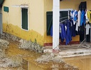 Công trình của Bộ Chỉ huy Quân sự tỉnh Thừa Thiên Huế gây ngập lụt đường sắt Bắc Nam!