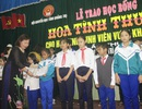 Quảng Trị: Trao 160 suất học bổng đến học sinh, sinh viên vượt khó hiếu học