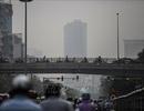 Không khí Hà Nội ô nhiễm ở mức nghiêm trọng