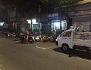 Hai nhóm thanh niên dùng dao, súng đánh nhau giữa thành phố Vũng Tàu