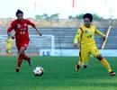 Đội nữ TPHCM có chiến thắng quan trọng trước Hà Nội tại giải vô địch quốc gia