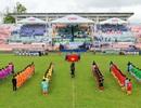 Đắk Lắk sôi nổi tranh tài Giải Bóng đá thiếu niên U13 Yamaha Cup 2019