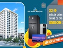 22/9: Lễ mở bán chính thức căn hộ cao cấp tâm điểm TP.Vinh