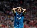 C.Ronaldo tịt ngòi, Juventus rơi điểm đáng tiếc trước Atletico Madrid