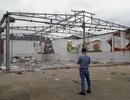 Địa ốc Alibaba thuê người tháo dỡ văn phòng xây dựng trái phép tại Đồng Nai