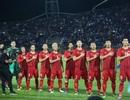 Đội tuyển Việt Nam tụt hai bậc trên bảng xếp hạng FIFA