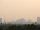 Ảnh Hà Nội trong báo động đỏ về ô nhiễm không khí