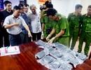 Phục kích trên tàu hỏa, bắt đối tượng nhiễm HIV vận chuyển 30.000 viên ma túy