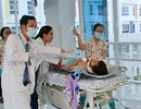 Cứu nữ sinh bị xe tông vỡ toạc vùng chậu sau giờ tan trường