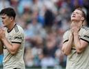 """West Ham 2-0 Man Utd: Màn trình diễn tồi tệ của """"Quỷ đỏ"""""""