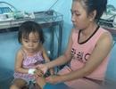 Người mẹ đơn thân cầu xin mọi người cứu con gái 4 tuổi