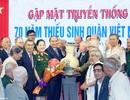 Thủ tướng gặp mặt cựu học sinh các Trường Thiếu sinh quân Việt Nam