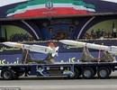 """Iran """"thị uy"""" bằng dàn khí tài """"khủng"""" giữa lúc Trung Đông căng thẳng"""