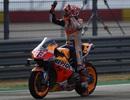 Marquez có chiến thắng chặng quá dễ dàng tại Aragon