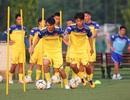 Đội tuyển Việt Nam đấu tập nội bộ hai trận với U22 Việt Nam