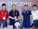 HLV April 25 đánh giá cao hai ngôi sao Văn Quyết và Quang Hải