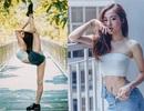 Hot girl 19 tuổi sở hữu vòng eo con kiến khiến bao người ngưỡng mộ