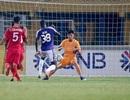 CLB Hà Nội dừng bước trước April 25 ở AFC Cup bởi luật bàn thắng sân khách