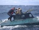 Nghẹt thở cảnh tuần duyên Mỹ rượt đuổi tàu chở 6 tấn ma túy