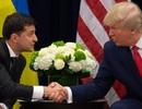 """Nhà Trắng công bố cuộc gọi gây """"bão"""" giữa ông Trump và Tổng thống Ukraine"""