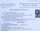 Truy nã đối tượng nghi làm giả con dấu để lừa đảo hơn 6 tỉ đồng