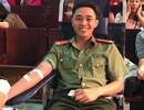 Quảng Bình: Hàng trăm bạn trẻ hào hứng hiến máu tình nguyện