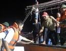 Cứu kịp thời 6 ngư dân bị chìm tàu trên biển lúc rạng sáng