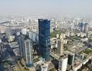 Những hình ảnh của 4 tòa nhà cao nhất Hà Nội nhìn từ trên cao