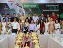 180 gôn thủ tham dự Giải Tiền Phong Golf Championship 2019