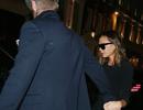 Vợ chồng Beckham hò hẹn tình cảm giữa bão tin đồn hôn nhân rạn nứt